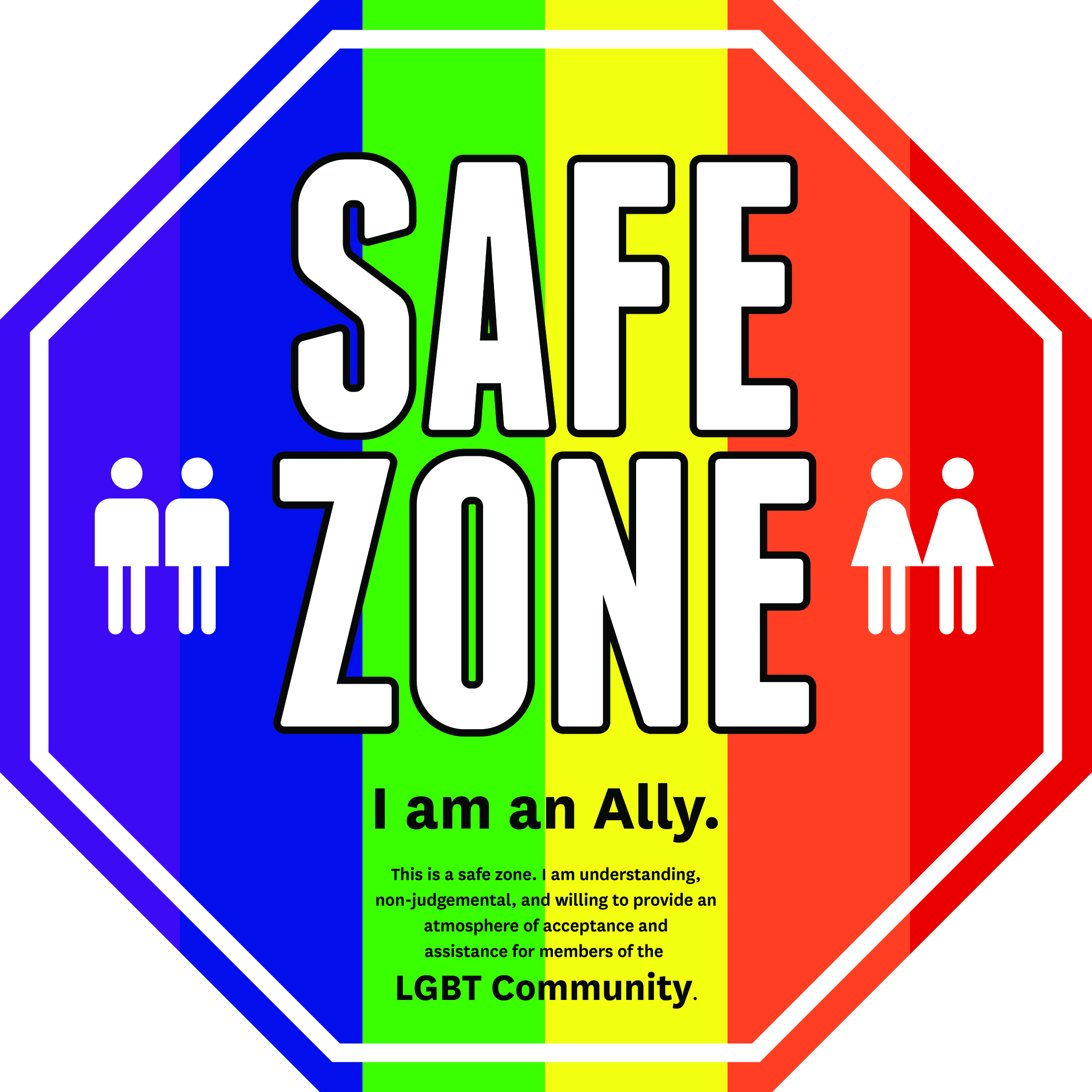 Safe Zone' Program | LGBT Resource Center | USC